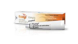TERBINAFINA - FUNTYL 1% CR 20g