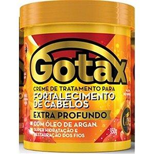 Creme de Tratamento Gotax Extra Profunda Gota Dourada 950gr