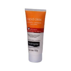 Neutrogena Rapid Clear Esfoliante Facial 100g