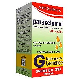 PARACETAMOL GTS 15ML (medquimica)