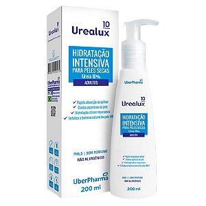 Urealux Ureia 10% Loção 200ml - UberPharma