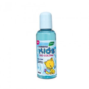 Deo Colonia Cheirinho Kids Blue 120ml Pharma
