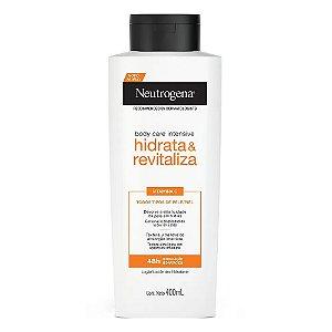 Neutrogena Body Care Intensive Hidrata & Revitaliza 400ml