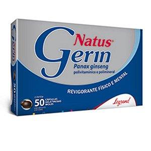 Natus Gerin 50 Capsulas (V.UI)