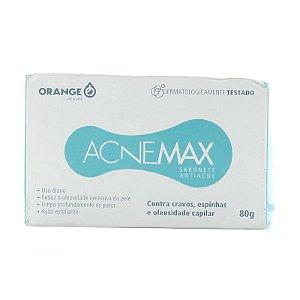 ACNEMAX  SABONETE 80 GR
