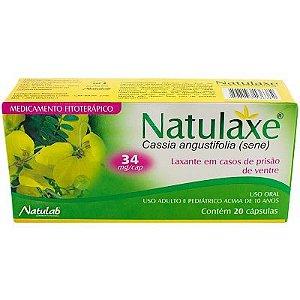 Cassia Angustolia (Sene) - NATULAXE 20 CAPS