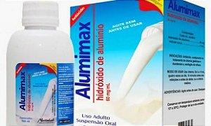 Hidroxido de Aluminio 150ml  - Aluminax