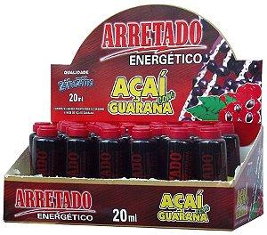 ENERGETICO ARRETADO AÇAÍ COM GUARANA 10ML