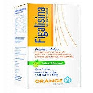 Figalisina Sup Vitamínico 150mL