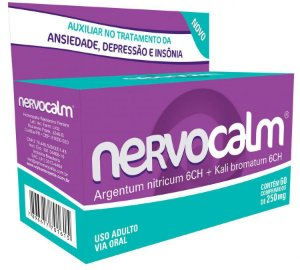 Nervocalm 250mg 60cpr