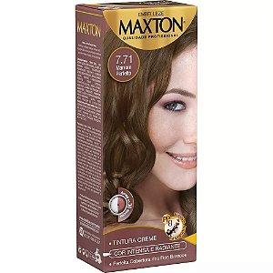 Tintura Maxton Kit 7.71 Marron Perfeito