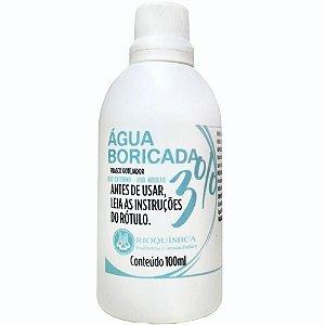 AGUA BORICADA RIOQUIMICA 100ml
