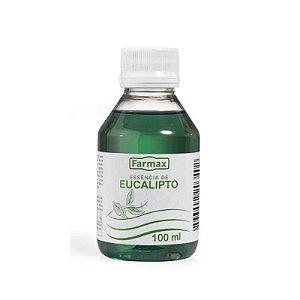 Essência de Eucalipto Farmax 100mL