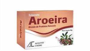 Sabonete Aroeira Augusto Caldas 90grs