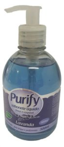 Purify Sabonete Líquido Lavanda 300mL