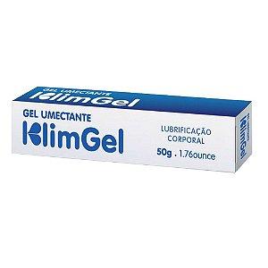 Lubrificante Klimgle Umectante Corporal 50g - Pharma