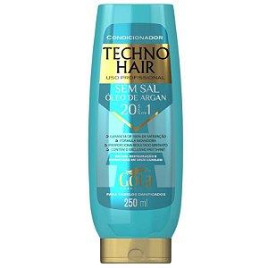 Condicionador Techno Hair Óleo de Argan 250mL