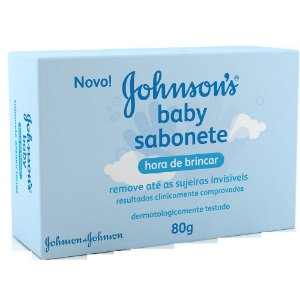 Sabonete Johnson's Baby Hora de Brincar