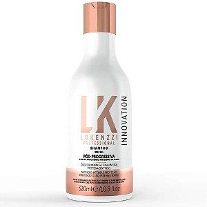 Shampoo Lokenzzi Pos Progressiva 320ml
