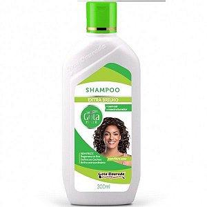 Shampoo Gota Dourada Hair Extra Brilho 300mL