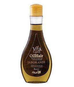 Oleo Capilar Vita Capili Jaborandi 80ml - Muriel