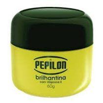 Brilhantina Pepilon Com Vitamina E 60grs