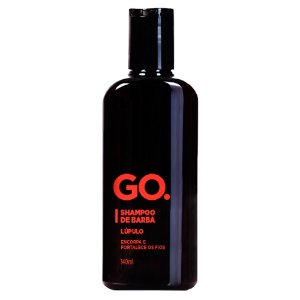 GO Shampoo Barba Lupulo 140ML