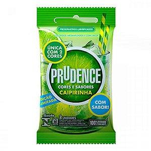 Preservativo Prudence Caipirinha 3 un