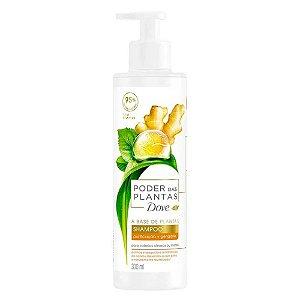 Shampoo Dove Poder das Plantas Purificação+ Gengibre 300ml