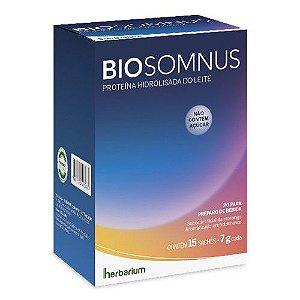Biosomnus 150mg c/ 15 Sachês de 7g Cada