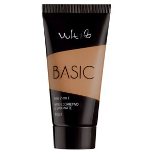 Base Vult Liquida Basic 2 em 1 Cor 03 30ml