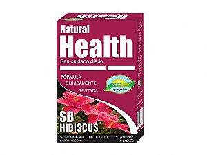 SB HIBISCUS NATURAL HEALTH – 30 MONODOSES DE 4 PASTILHAS 1000MG