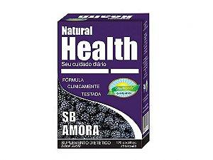 SB AMORA – NATURAL HEALTH – 30 MONODOSES DE 4 PASTILHAS 1000MG