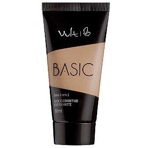 Base Vult Liquida Basic 2 em 1 Cor 02 30ml