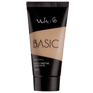 Base Vult Liquida Basic 2 em 1 Cor 01 30ml