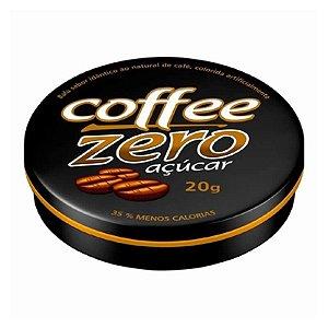 BALA COFFEE ZERO AÇUCAR 20gr - Floresta