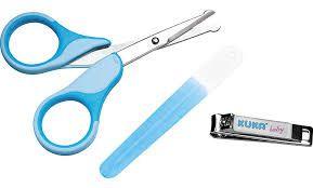 Kit Kuka Manicure Para Bebes Ref: 7359