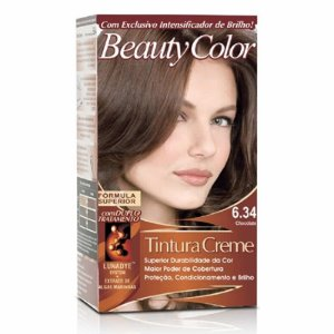Tintura beauty color 6.34 chocolate