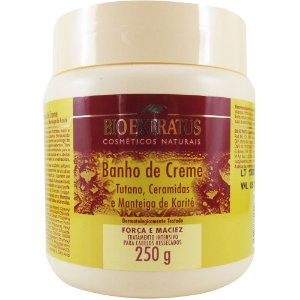 Banho de Creme  Extratus Tutano 250g