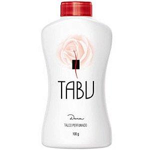 Talco Tabu Tradicional 100gr
