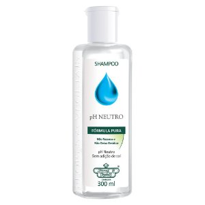 Shampoo Flores e Vegetais 300ml Ph Neutro