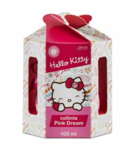 Colônia Pink Dream Hello Kitty 100ml