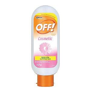 Repelente Off Loção Cosmetic 117ml