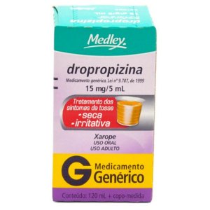 DROPROPIZINA XPE AD 120ML (medley)