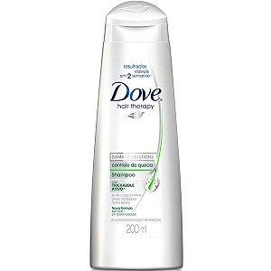 Shampoo Dove Nutritive Controle de Queda 200ml