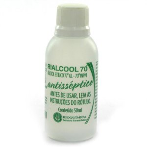 RIALCOOL 70% 50ML RIOQUIMICA