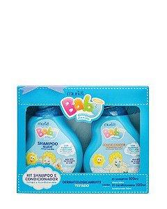 Kit Muriel Baby Menino Shampoo 100ml+ Condicionador 100ml