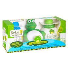 Kit BEBE NATUREZA Shampoo+Condicionador 230ml +Sabonete 88gr