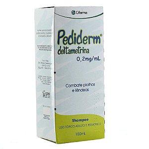 Deltametrina Shampoo 100ml - PEDIDERM - Cifarma