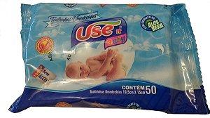 Use It Baby Toalhinhas Umedecidas 50 unidades
